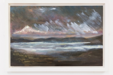 2015 -Untitled Sketch I Oil on Panel